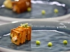 Melbourne, 30 May 2017 - A garnish by Andrew Ballard of the Simmer Culinary in Mornington at the Australian selection trials of the Bocuse d'Or culinary competition held during the Food Service Australia show at the Royal Exhibition Building in Melbourne, Australia. Photo Sydney Low
