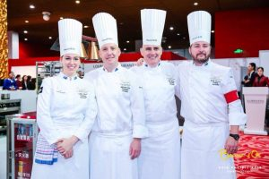 Team Australia - Bocuse d'Or Asia Pacific